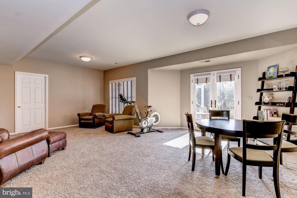 Rec Room - 7730 GREENTREE RD, BETHESDA