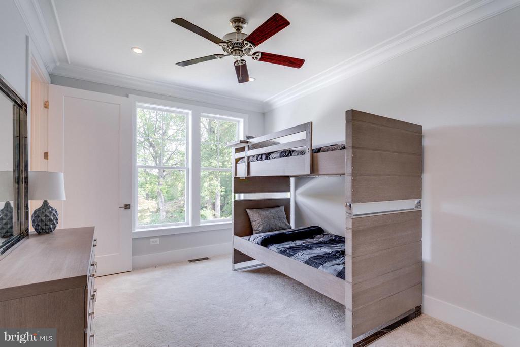 Bedroom - 3103 MANOR RD, FALLS CHURCH