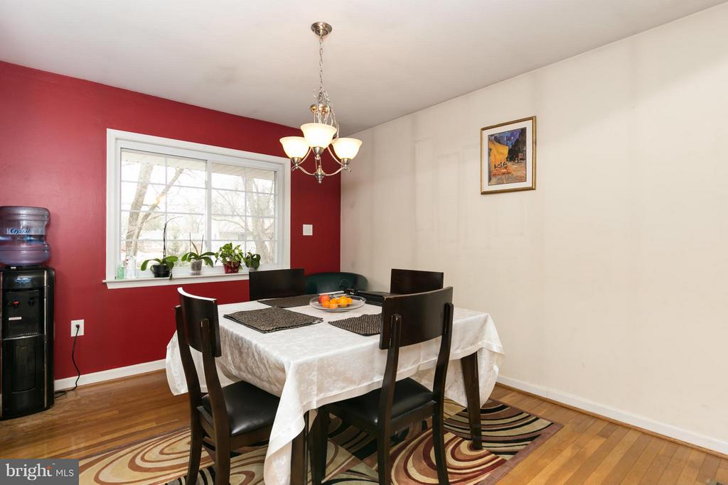 Dining Room - 46741 WINCHESTER DR, STERLING