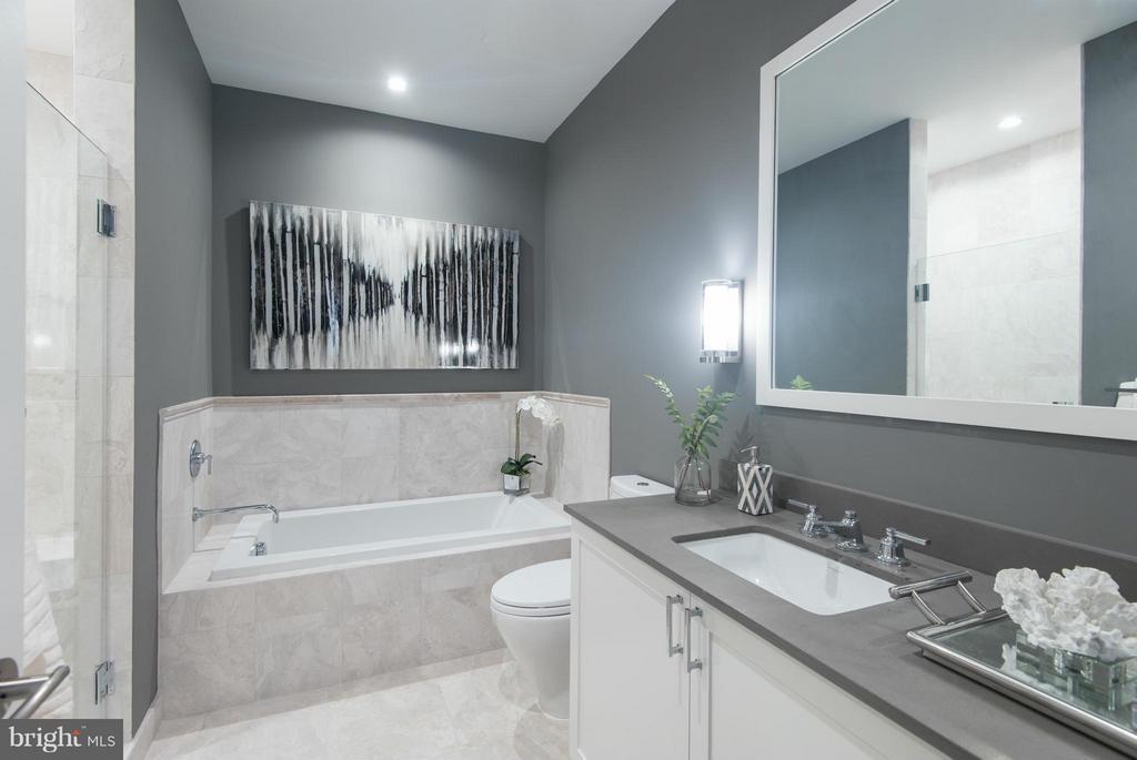Bath - 4901 HAMPDEN LN #604, BETHESDA