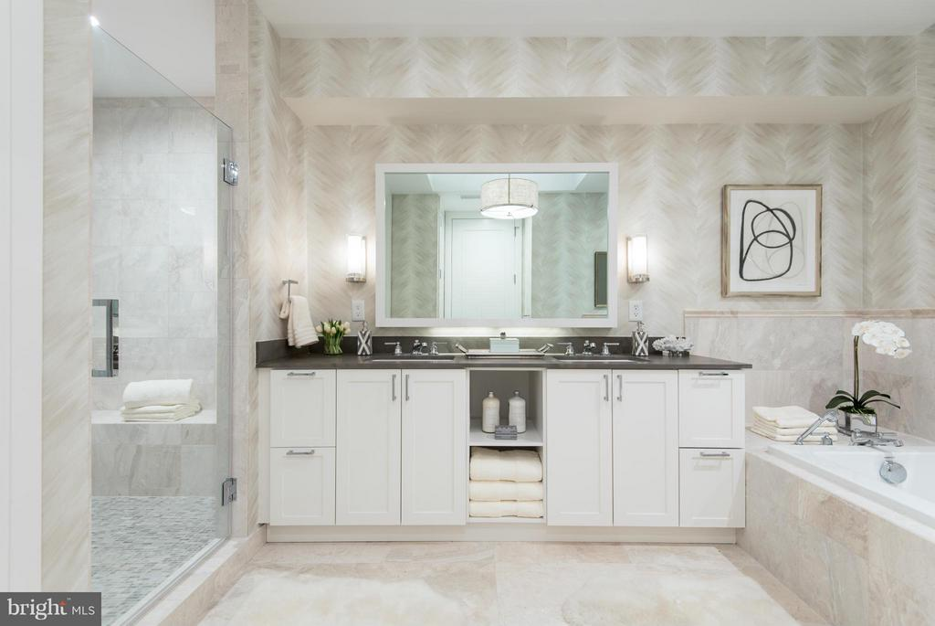 Bath (Master) - 4901 HAMPDEN LN #604, BETHESDA