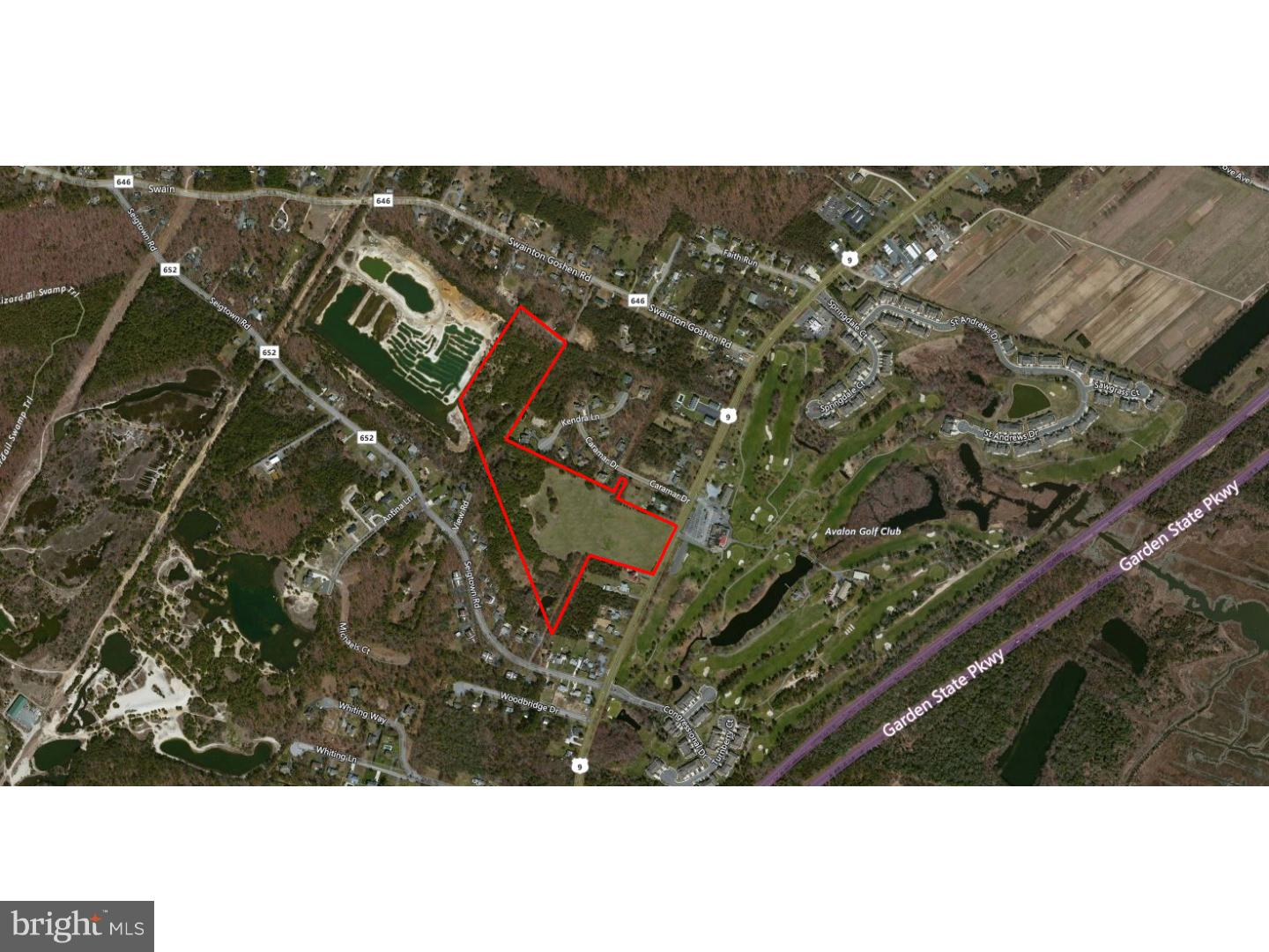 Land for Sale at Middle Township, New Jersey 08210 United States