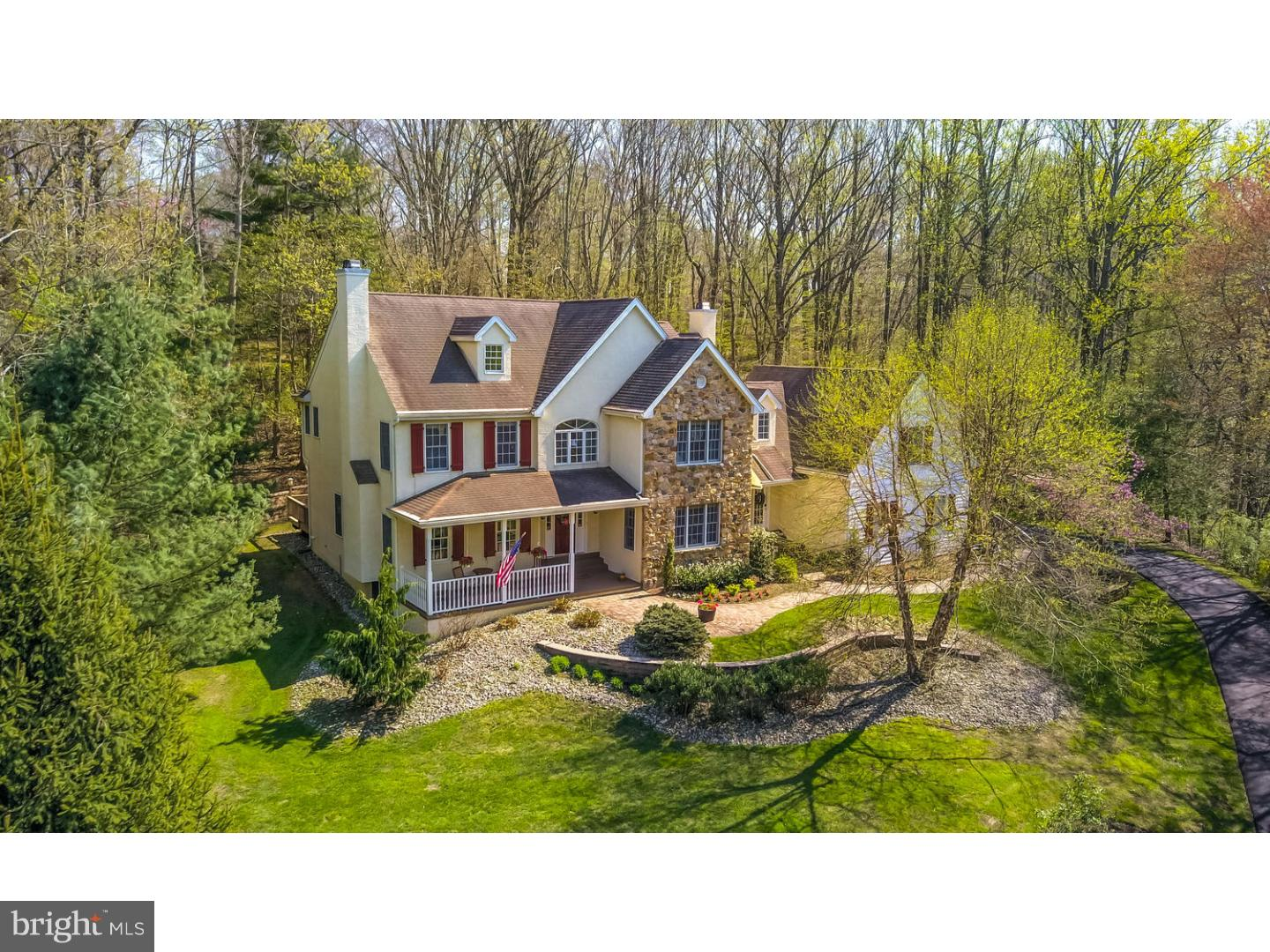 Single Family Home for Sale at 1710 HICKORY HILL Road Chadds Ford, Pennsylvania 19317 United States