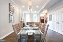 Main level is filled with natural light - 915 9TH ST NE, WASHINGTON