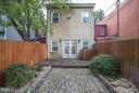 Patio perfect for outdoor entertaining - 915 9TH ST NE, WASHINGTON