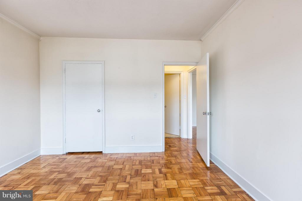 Bedroom - 2500 Q ST NW #539, WASHINGTON