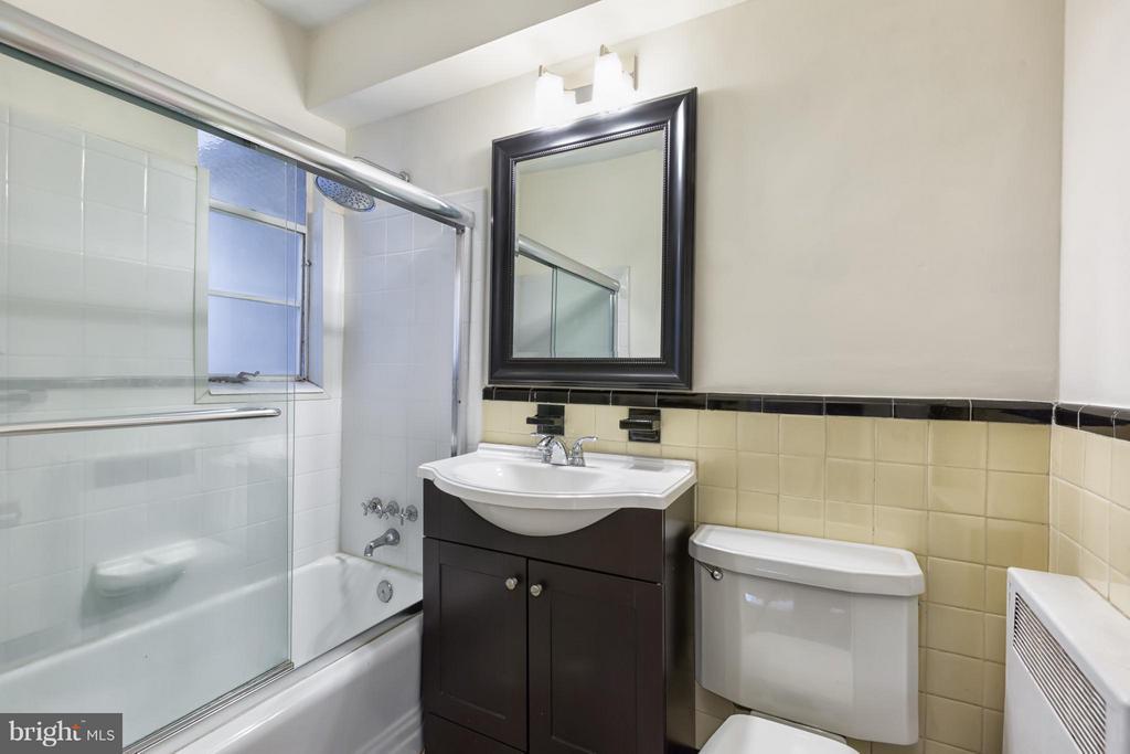 Bath - 2500 Q ST NW #539, WASHINGTON
