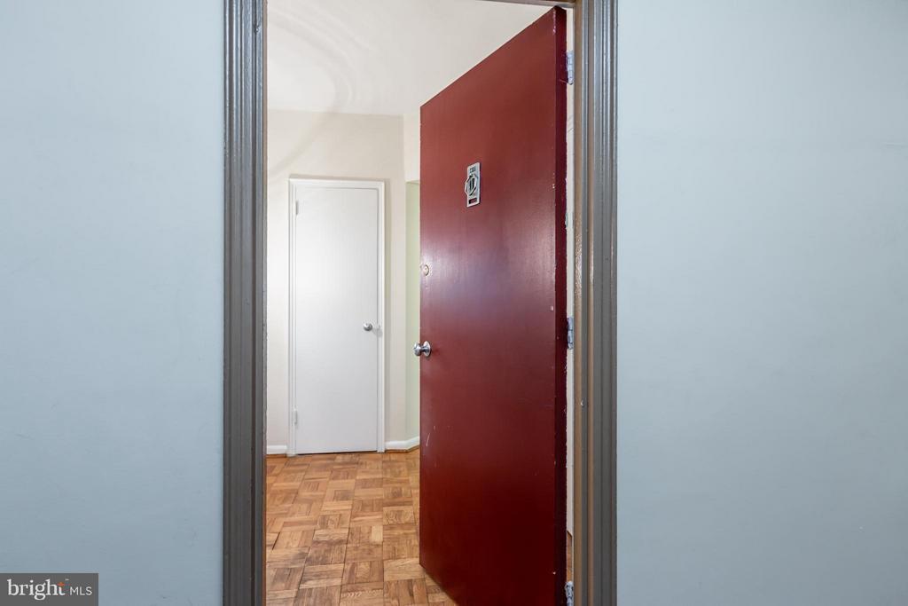 Interior (General) - 2500 Q ST NW #412, WASHINGTON