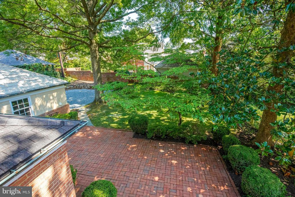 View from the Owner's Suite - 11101 ARDWICK DR, NORTH BETHESDA