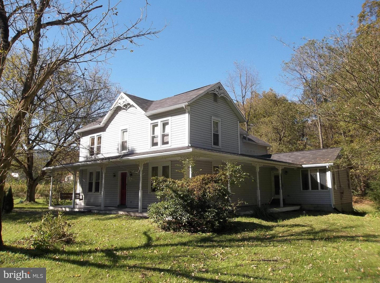 Single Family for Sale at 12315 Cash Valley Rd Corriganville, Maryland 21524 United States