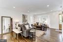 Living Room - 2620 MORELAND PL NW, WASHINGTON