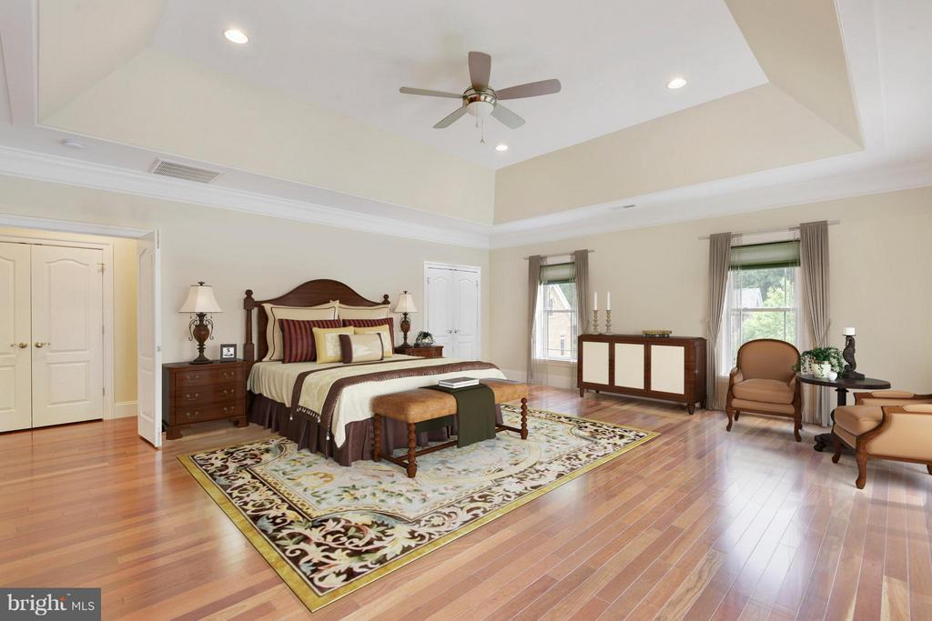 Master Bedroom - 8314 ROBEY AVE, ANNANDALE