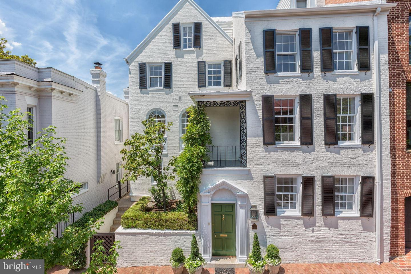 Single Family Home for Sale at 1314 28th St NW 1314 28th St NW Washington, District Of Columbia 20007 United States