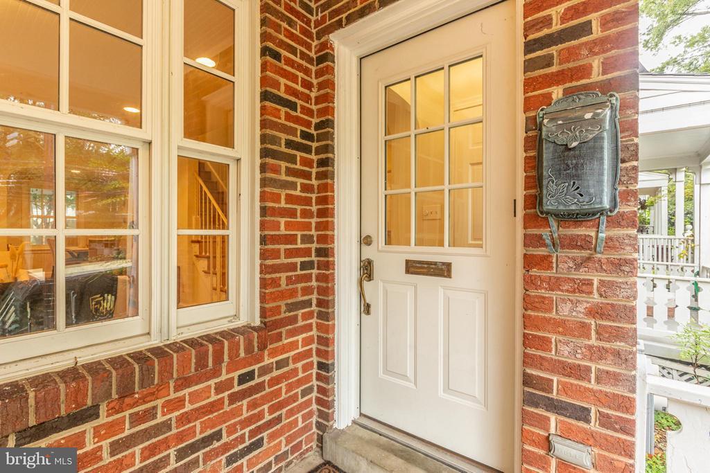 Exterior (Front) - 2408 TUNLAW RD NW, WASHINGTON