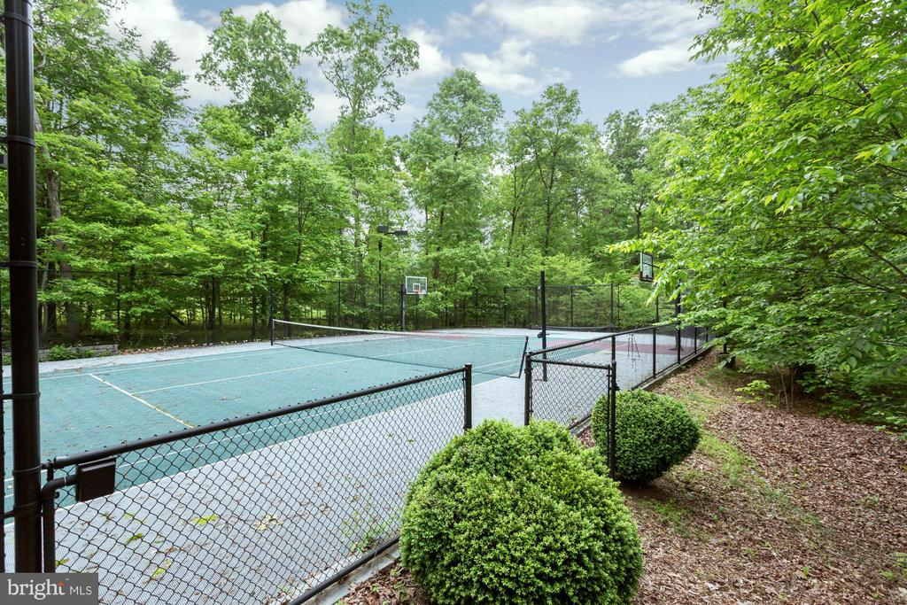 Tennis Courts - 13768 BALMORAL GREENS AVE, CLIFTON