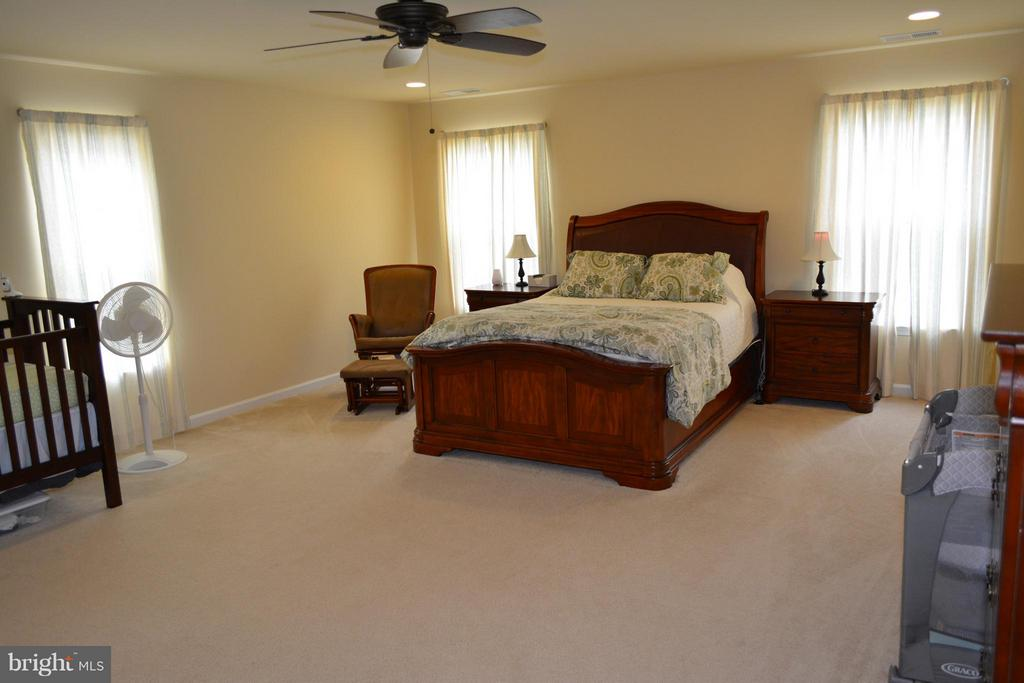 Huge Bedroom (Master) (bumpout extension) - 21038 ATHENS ST, ASHBURN