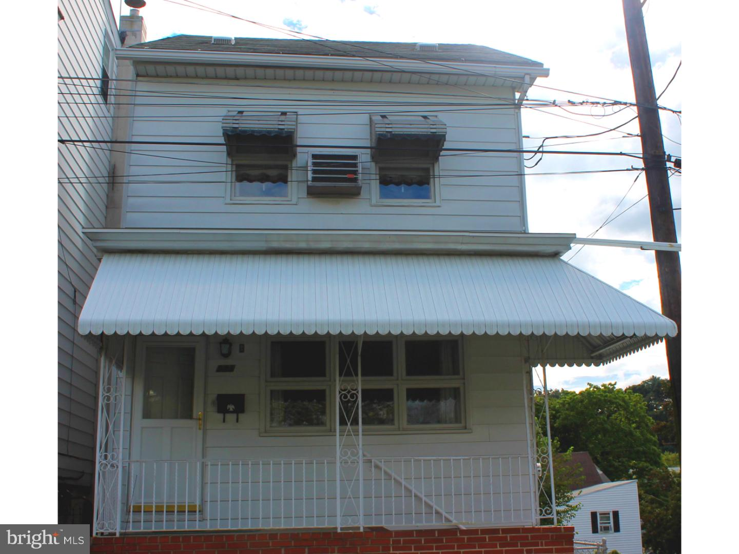 Single Family Home for Sale at 321 CHERRY Street Minersville, Pennsylvania 17954 United States