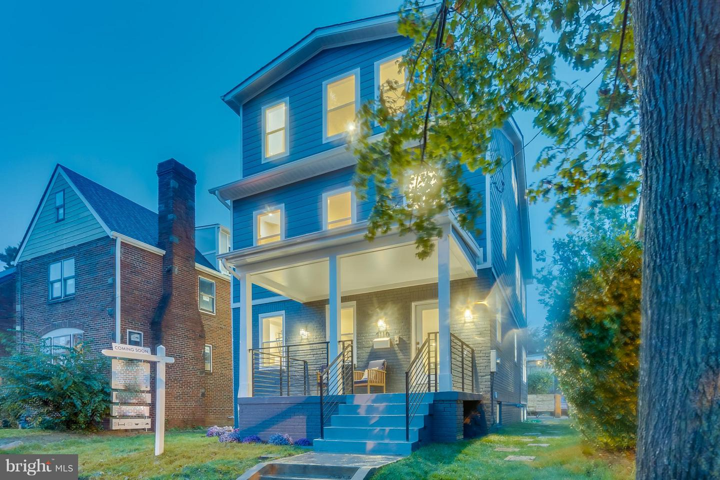 Photo of home for sale at 7110 9th Street Nw, Washington DC