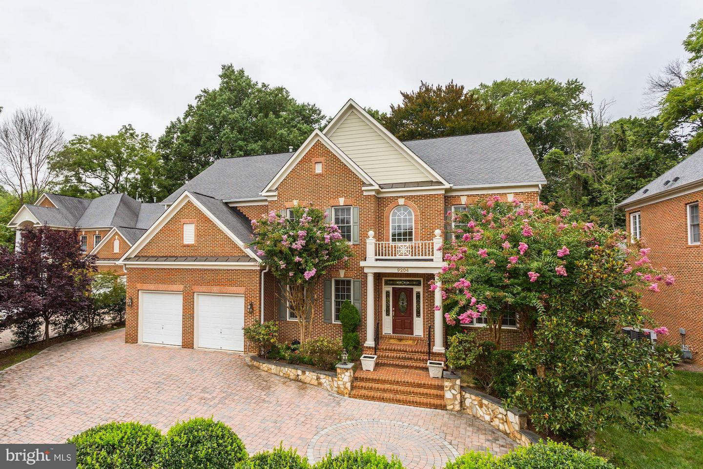 9204 JONES MILL ROAD, CHEVY CHASE, Maryland