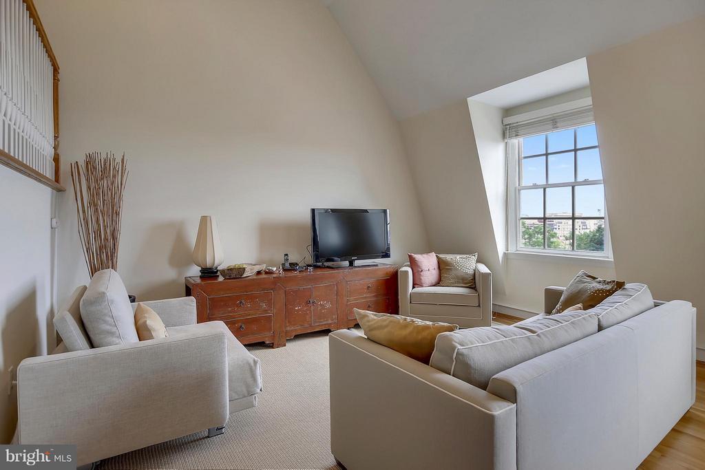 Living Room - 2125 S ST NW #PH1, WASHINGTON