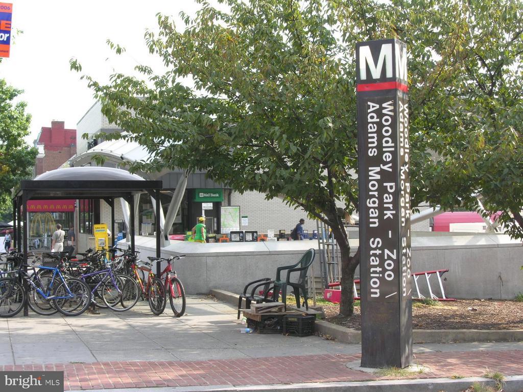 Choice of Metro Stops - 2125 S ST NW #PH1, WASHINGTON