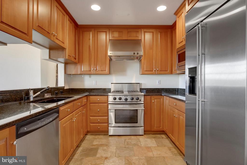 Viking, Granite and Cabinets Galore - 2125 S ST NW #PH1, WASHINGTON