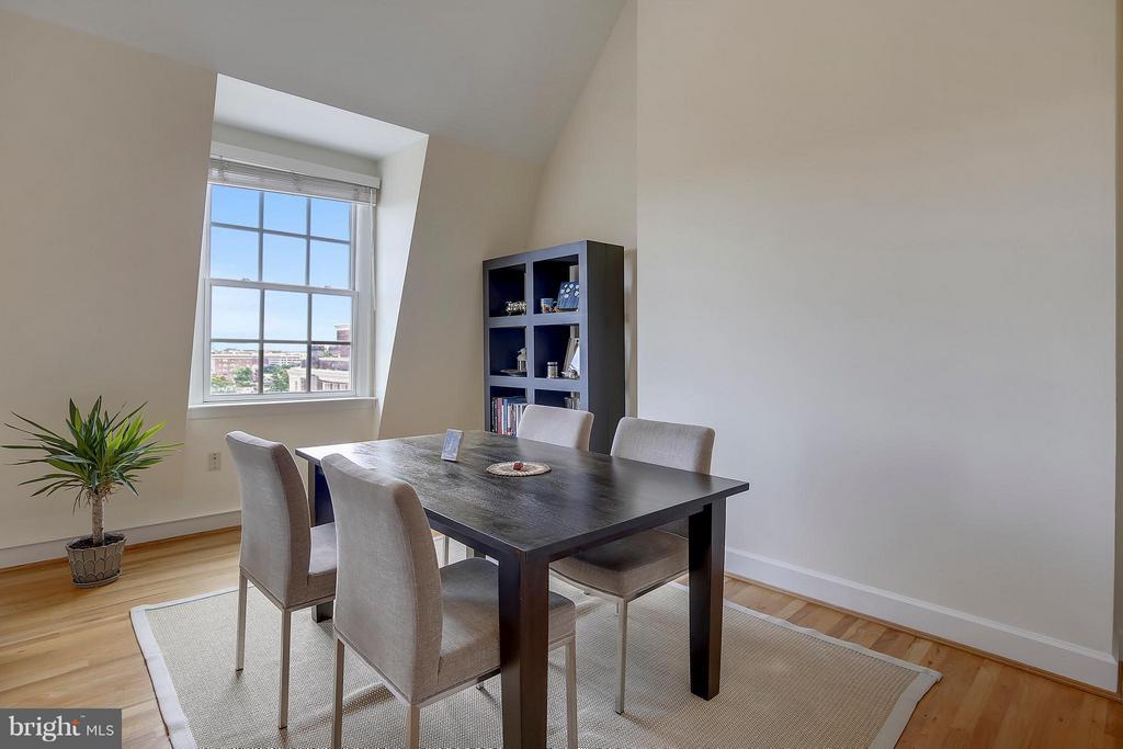 Dining Area With City Views - 2125 S ST NW #PH1, WASHINGTON