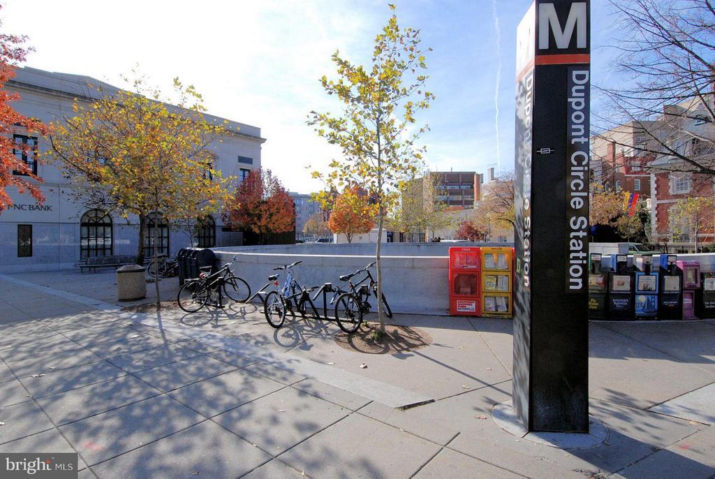 Dupont Circle Metro Just Blocks Away - 2125 S ST NW #PH1, WASHINGTON