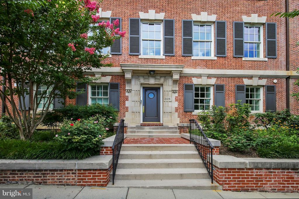 Exterior (Front) - 2125 S ST NW #PH1, WASHINGTON