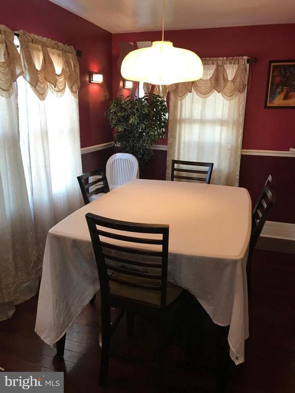 Dining Room - 3800 EAST CAPITOL ST NE, WASHINGTON