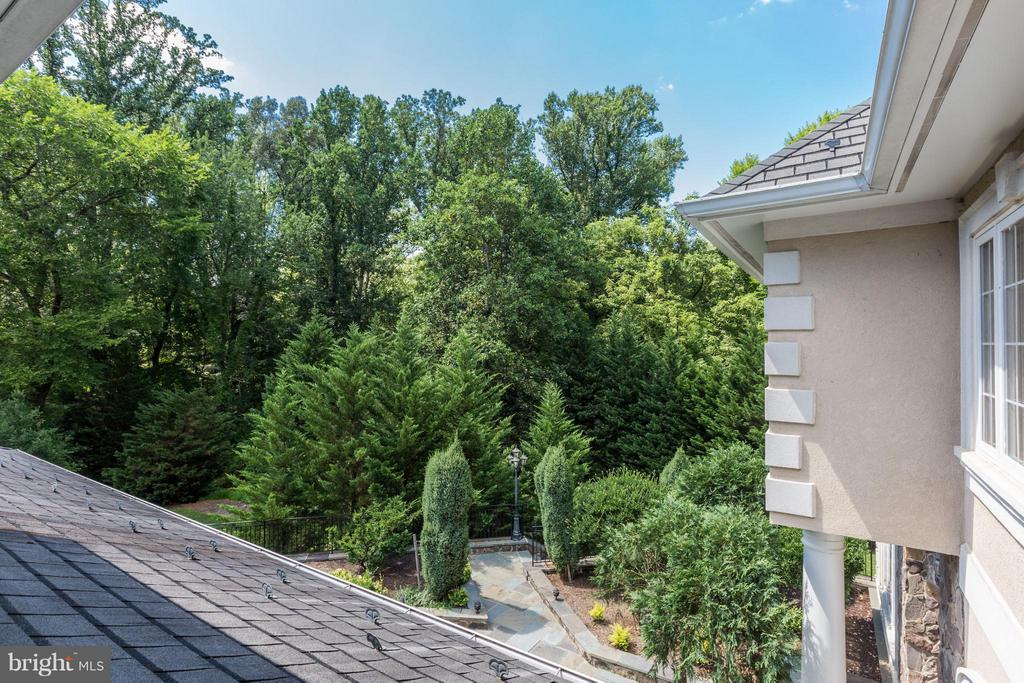 View - 8142 OLD DOMINION DR, MCLEAN