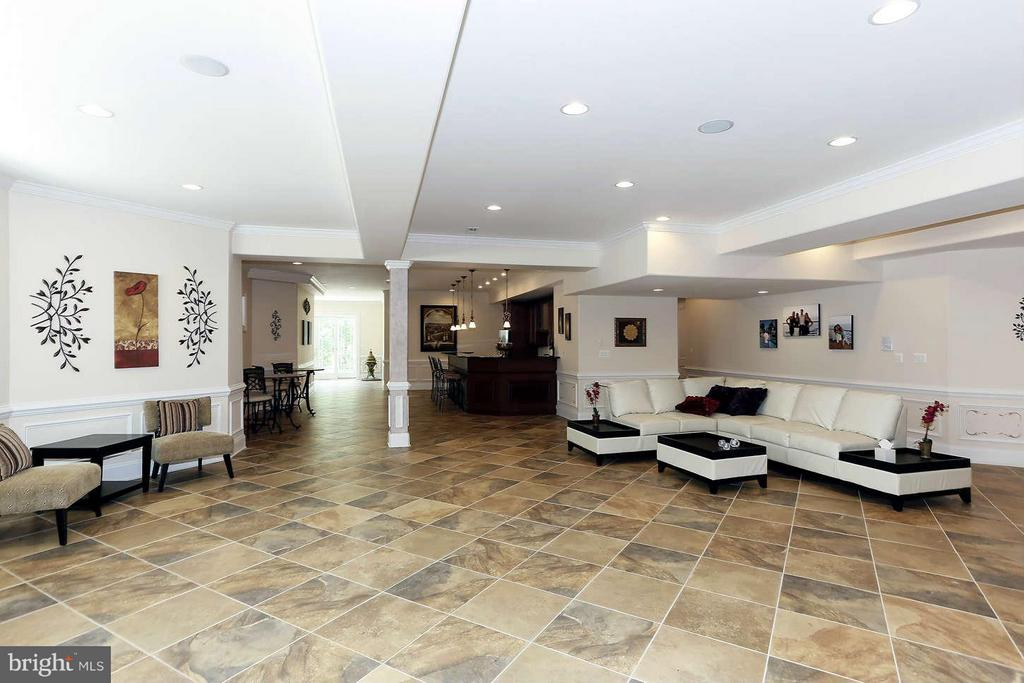 Basement - 8701 OLD DOMINION DR, MCLEAN