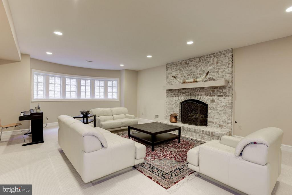 Club Level / Recreation Room / Lounge - 1179 ORLO DR, MCLEAN