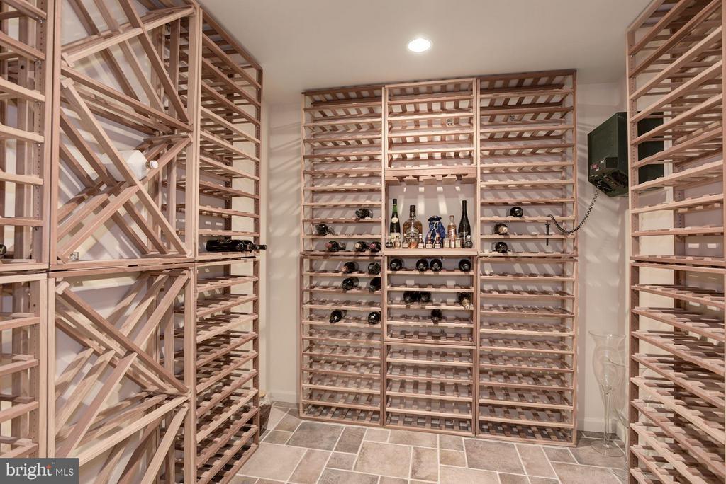 Wine Cellar - 1179 ORLO DR, MCLEAN