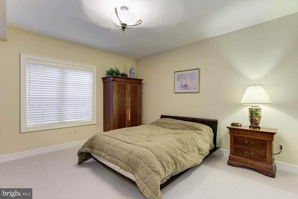 Lower Level Bedroom - 1179 ORLO DR, MCLEAN