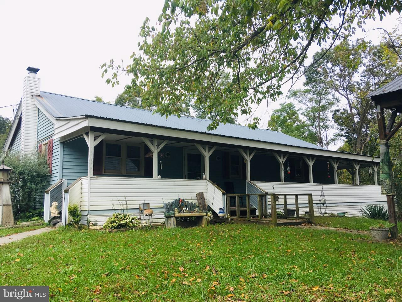 Photo of home for sale at 104 Dusty Lane, Hedgesville WV