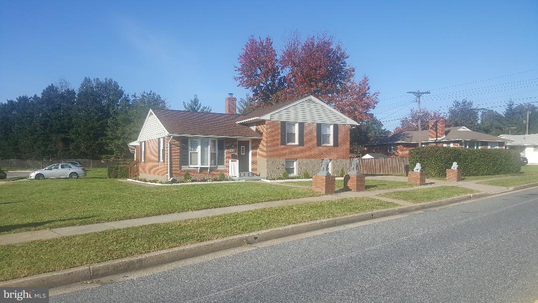 Single Family for Sale at 3118 Mayfair Rd Gwynn Oak, Maryland 21207 United States