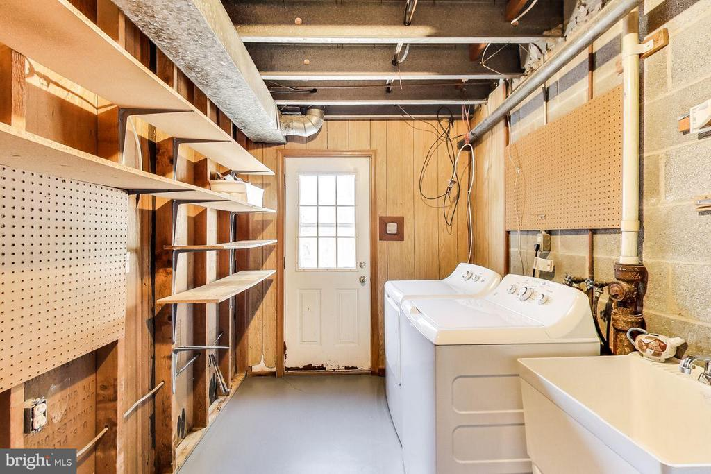 Laundry Room - 1612 COLONIAL WAY, FREDERICK