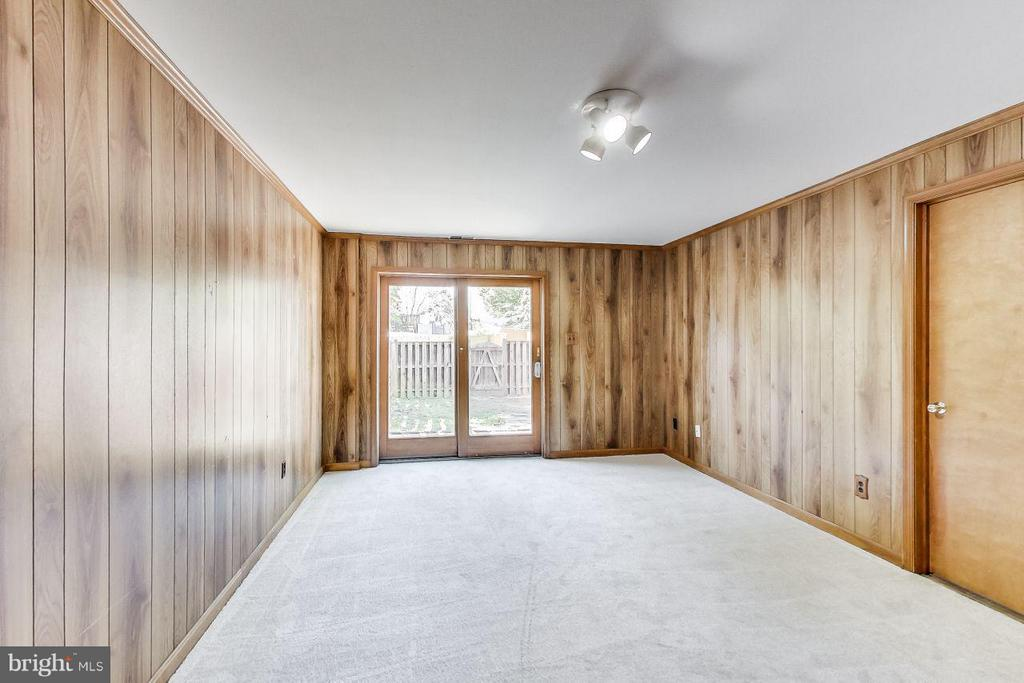 Recreation Room - 1612 COLONIAL WAY, FREDERICK