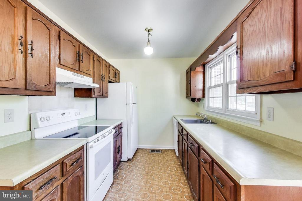Kitchen - 1612 COLONIAL WAY, FREDERICK