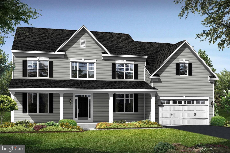 Single Family Homes voor Verkoop op Bel Air, Maryland 21015 Verenigde Staten