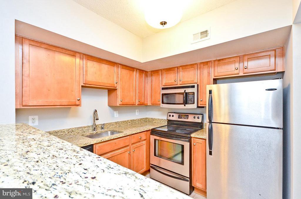 Kitchen - 1001 N RANDOLPH ST #419, ARLINGTON