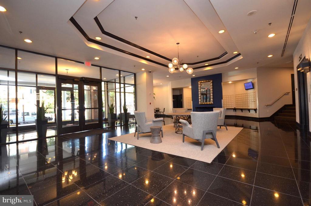Lobby - 1001 N RANDOLPH ST #419, ARLINGTON
