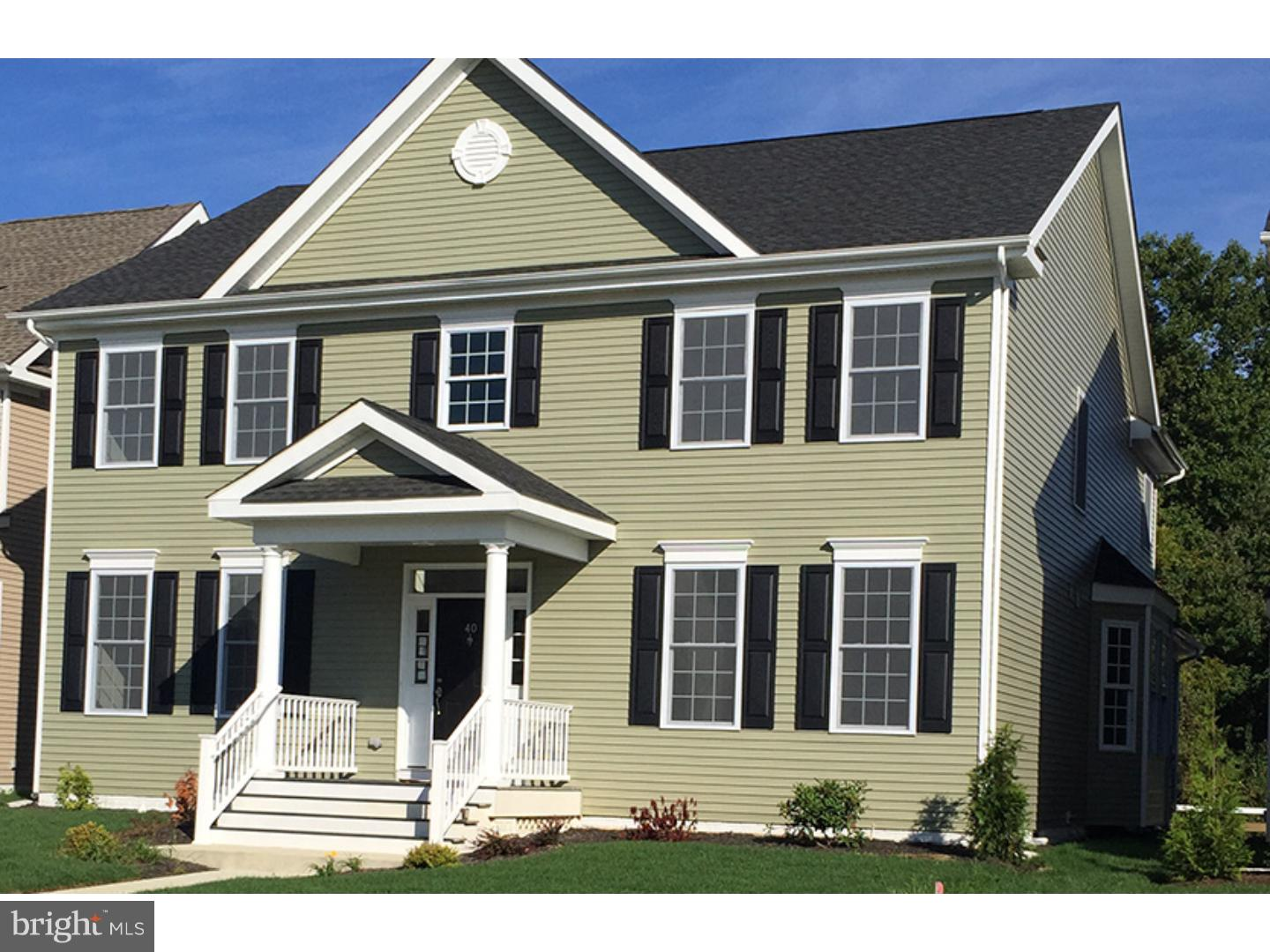Single Family Home for Sale at 12 ANTRON BROWN WAY Chesterfield, New Jersey 08505 United StatesMunicipality: Chesterfield Township