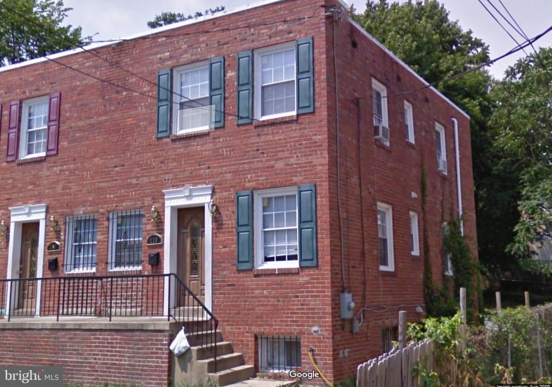 Single Family for Sale at 116 Yuma St SE Washington, District Of Columbia 20032 United States