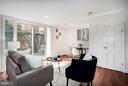 Large 300 sqft Private Brick Patio - 1511 22ND ST NW #15, WASHINGTON
