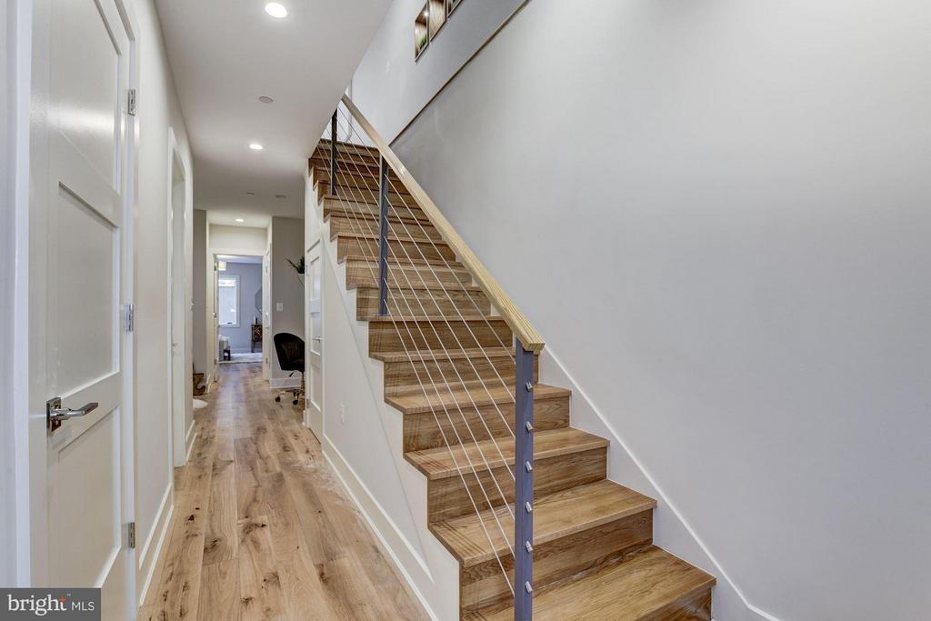 From Stairs to the Primary Suite - 517 Q ST NW #1, WASHINGTON