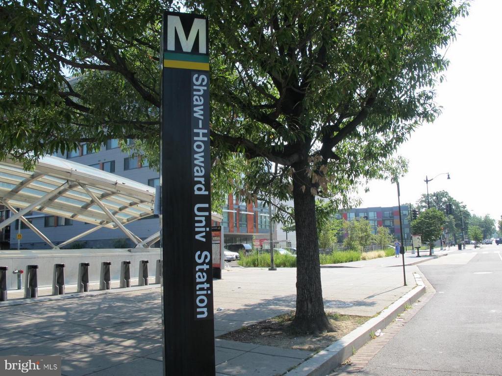 Two Blocks to Shaw Metro - 517 Q ST NW #2, WASHINGTON