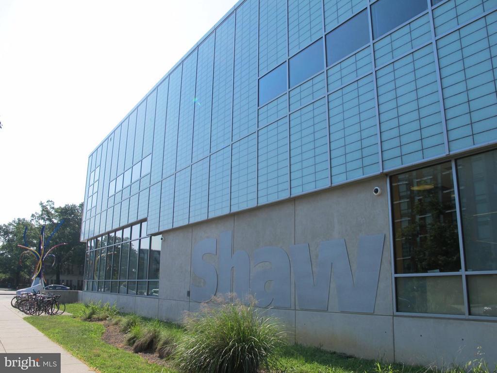 Two Blocks to Shaw Library - 517 Q ST NW #2, WASHINGTON