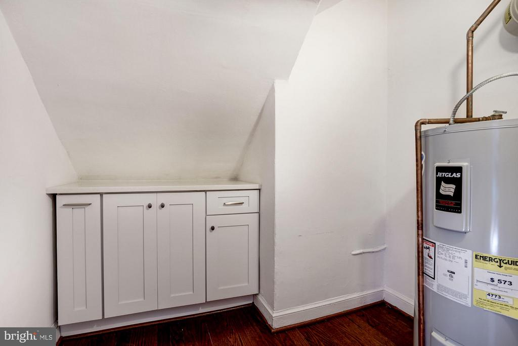 Large Closet perfect for Bike Storage - 1511 22ND ST NW #15, WASHINGTON